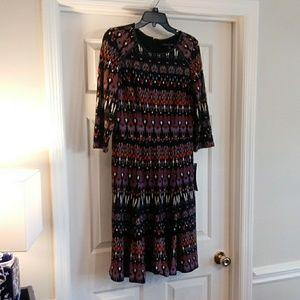 NWT Madison Leigh Sz 10 Sweater Dress $88